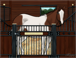 Dissy: Joining the Broodmares