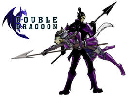 Double Dragoon - commission
