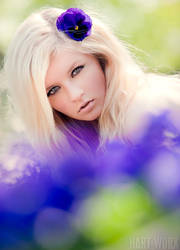 vio - flowertimes 2 by Hart-Worx
