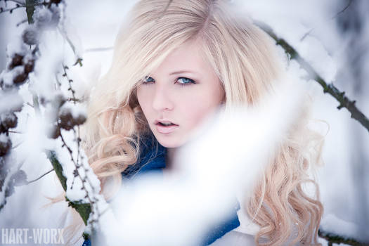 snow makes everything brighter by Hart-Worx