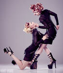 They live from hand to mouth by Hart-Worx