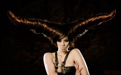 she is my demon by Hart-Worx