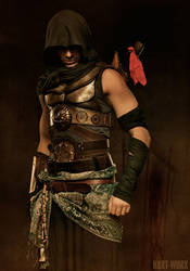 the prince of persia by Hart-Worx