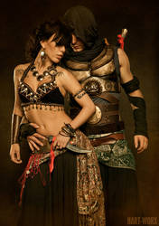 arabian lovers by Hart-Worx
