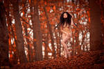 in the woods III by Hart-Worx