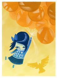 Balloon Escape by govango