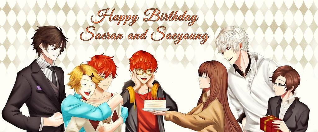Happy birthday to my boys!! by PeruGirl199
