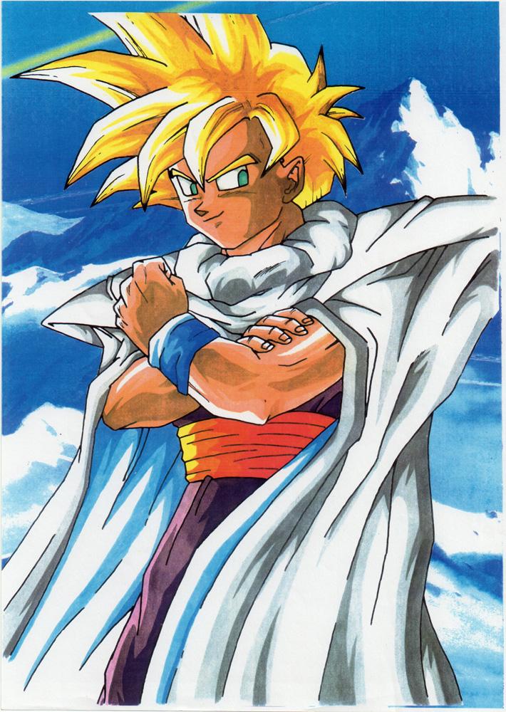 Gohan Super Saiyan 8 P...