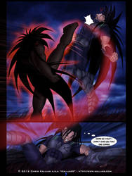 The Kyrian Chronicles - Dragon Alliance page 5 by kalliasx