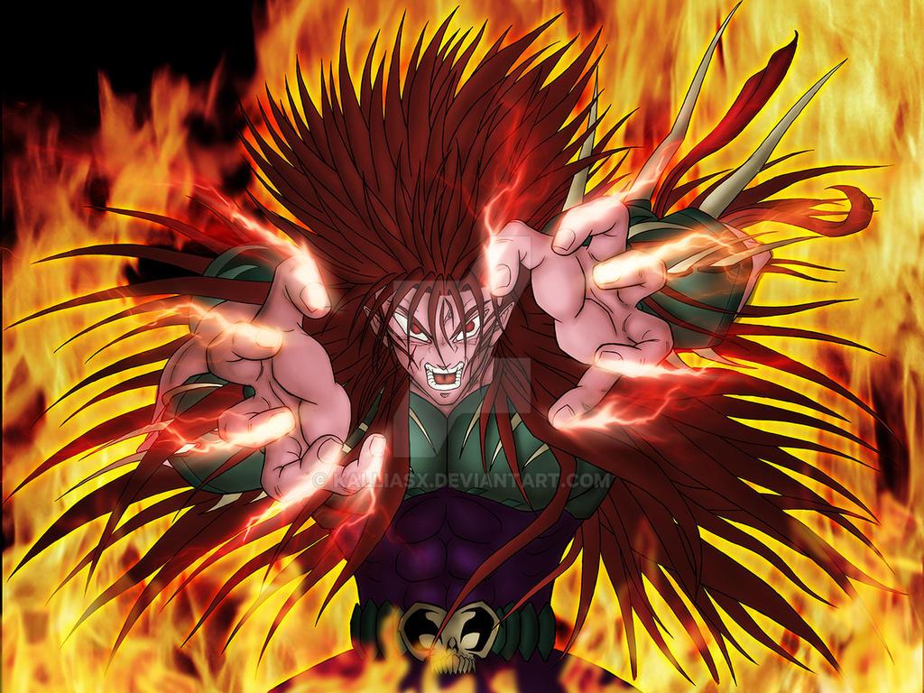 Angry Laiyos by kalliasx