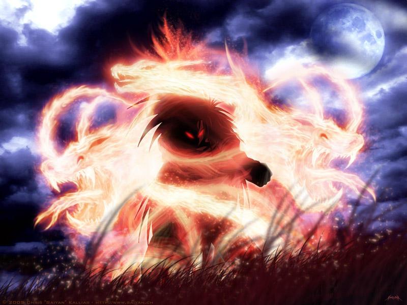 Dragon Fury by kalliasx