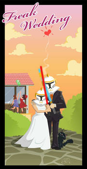 Freak Wedding
