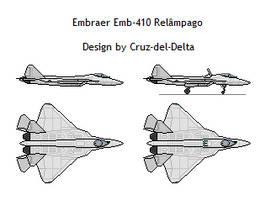 Embraer Emb-410 Relampago