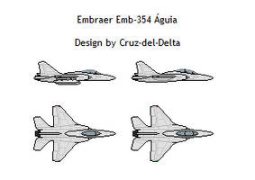 Embraer Emb-354 Aguila