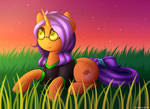 Freckle Plant [Art Trade] by Spirit-Dude