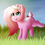 Strawberry Milkshake [Commission]