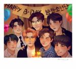 Happy B-Day BTS by Spirit-Dude