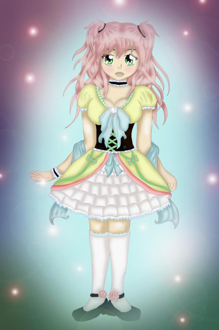Shizuka Lolita by Shizuka-Yoru