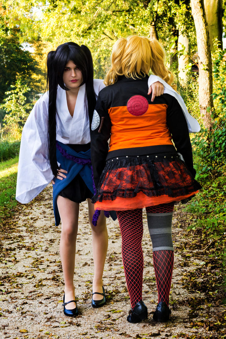 Sasuke returns by Shizuka-Yoru