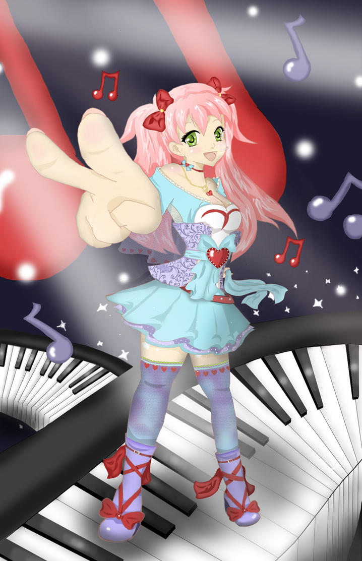 Shizuka Wa Idol Desu Ka? by Shizuka-Yoru