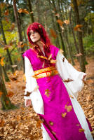 Akatsuki no Yona - away from the palace by Shizuka-Yoru