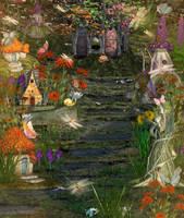 Fantasy Land 1 by Crematia18