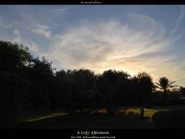 A Cozy Afternoon by Almowali-Al7ur