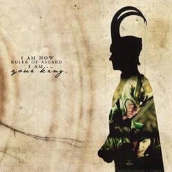 Loki by disneyprinceloki