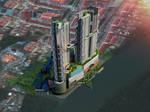 3D-Proposed Design for Condominium