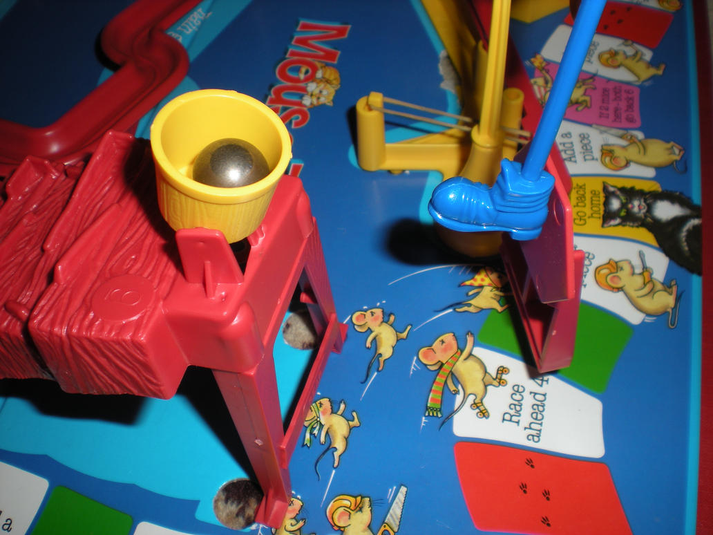 mouse trap game instructions 2010