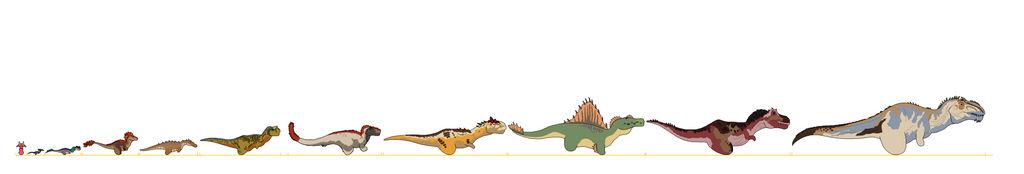 Nasty Rim Dinos