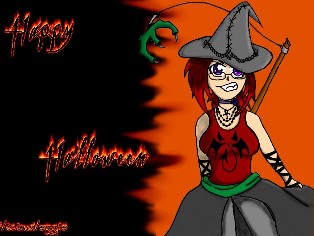 Halloween 2005 by ViciousVeggie