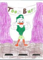 Toon Buff #47: Louie Duck by SHREKRULEZ