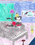 Another Tune by Dot Warner by SHREKRULEZ