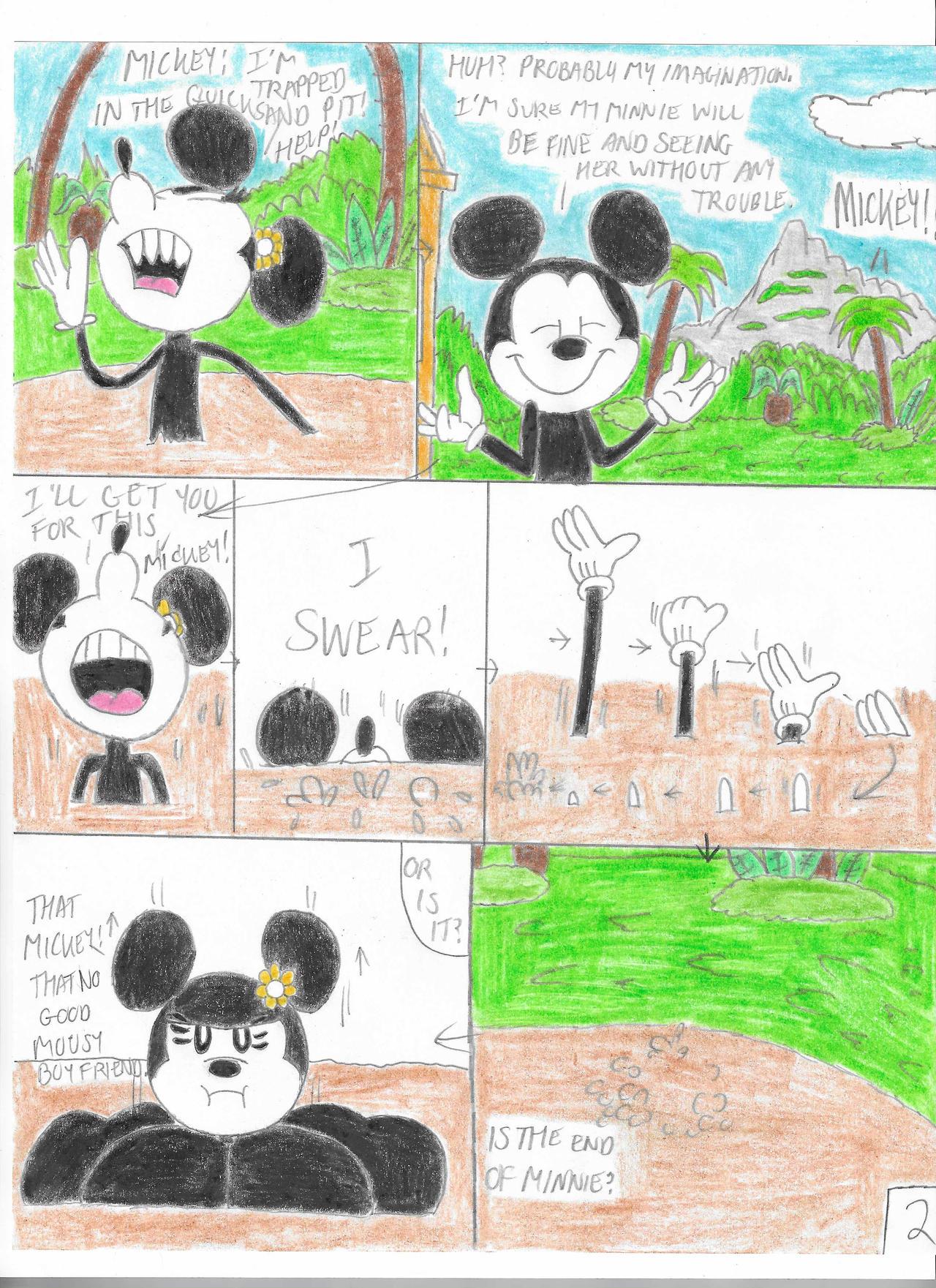 Toon Buff's Short Comic Pg.2