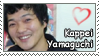Kappei Yamaguchi Stamp by Spirit-Of-Darkness