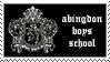 abingdon boys school Stamp by Spirit-Of-Darkness