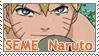 Stamp: I support SEME Naruto by Spirit-Of-Darkness