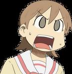 Nichijou Yukko face