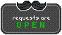 Requests - OPEN by PrinceProcrastinate