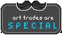 Art Trades - SPECIAL by PrinceProcrastinate