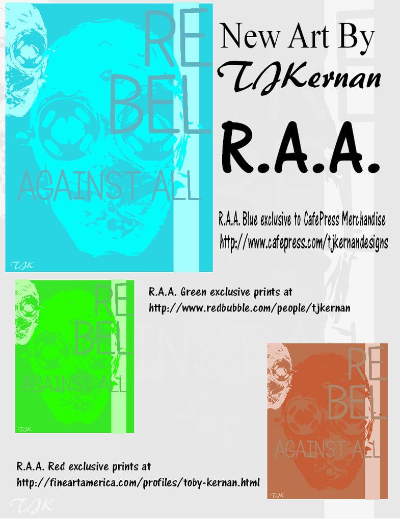 R.A.A. by TJKernan