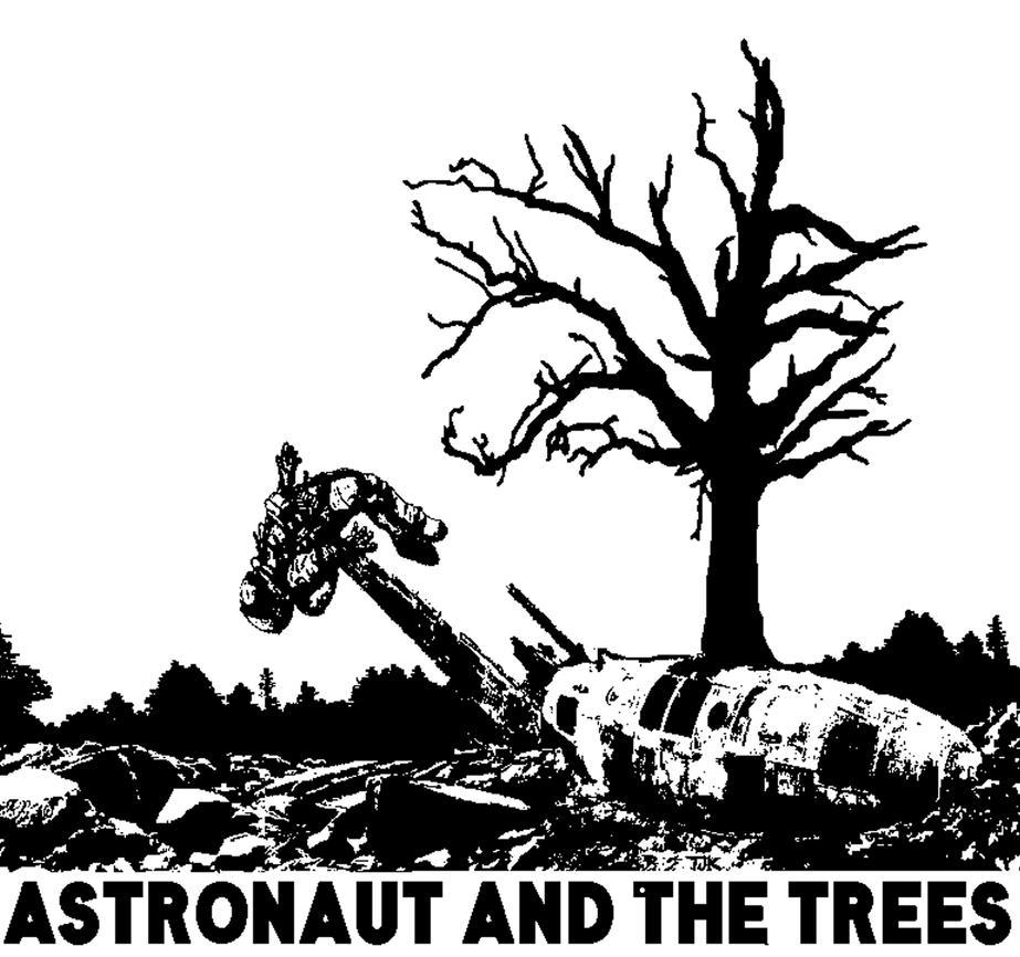 AstronautCrashNew07completePPIapparel by TJKernan