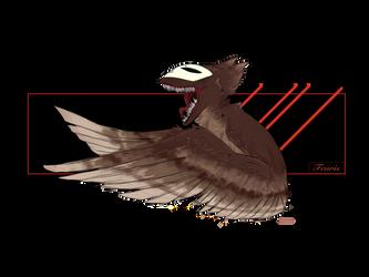 Banner Owl by DevilNyx