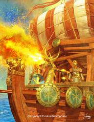 Greek Fire..