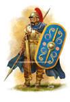Gallic Celt knight ...