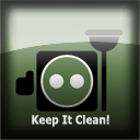 Halo Superintendent Keep It Clean Avatar by chadtalbot