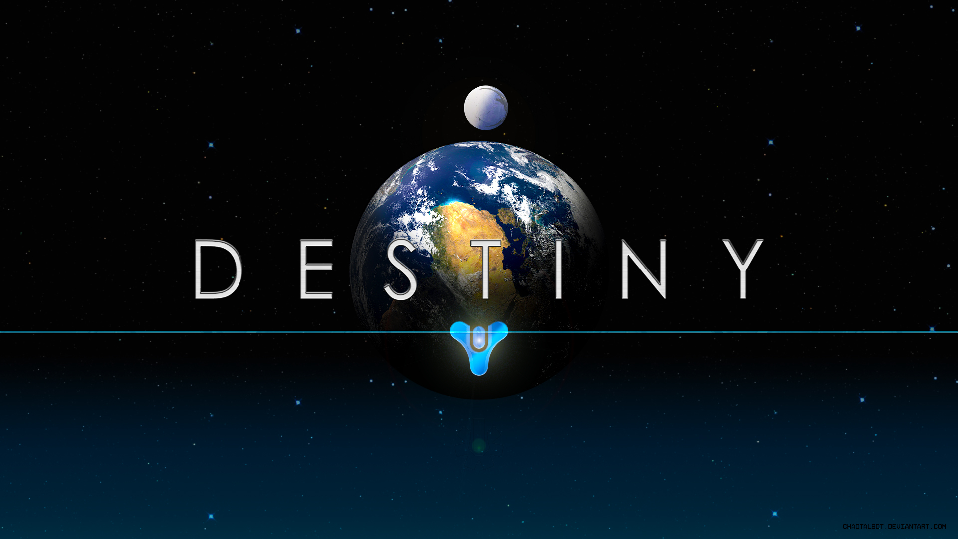 Destiny by Bungie Wallpaper by chadtalbot
