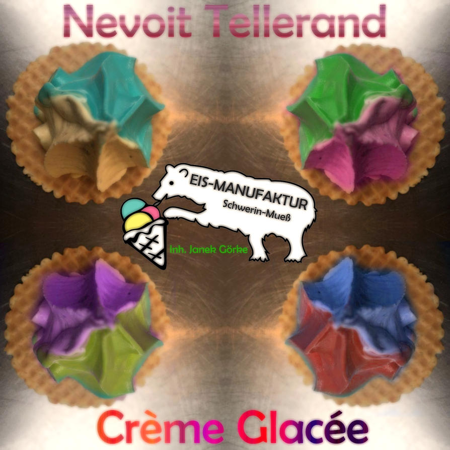 Nevoit Tellerand - Creme Glacee by DoctorCheetah