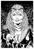 Sorceress by leoilustra